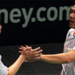 Koo Kien Keat (right) and Tan Boon Heong continue to impress on their comeback.