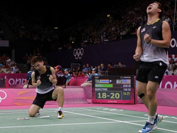 Hope Koo Kien Keat and Tan Boon Heong could maintain their upward momentum until Rio 2016.