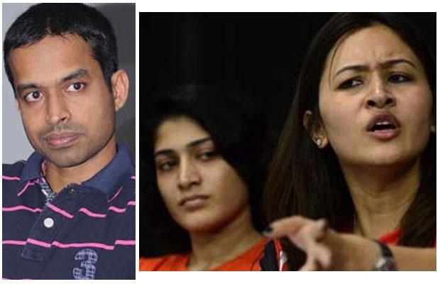 "Hope Jwala Gutta/Ashwini Ponnappa and Pullela Gopichand could reach a ""peaceful resolution"" asap."