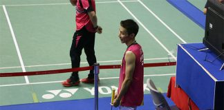 Lee Chong Wei has climbed his way back up the BWF rankings.