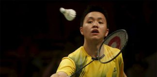 Wish Zulfadli Zulkiffli a strong showing at the World Championships. (photo: Reuters)