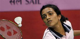 P V Sindhu is the rising star to watch out for in 2015 World Championships.