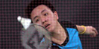Zulfadli Zulkiffli off to a good start at the Vietnam Open.