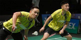 Koo Kien Keat/ Tan Boon Heong breezed into round 2 of Vietnam Open. (photo: BWF)