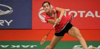 Carolina Marin is a pioneer who put Spain on the map of competitive badminton globally. (photo: Getty Images)