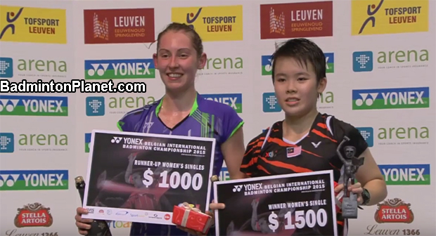 Congratulations to Goh Jin Wei!