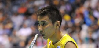 The men's draw at Korea Open would buy Lee Chong Wei some breathing room compare to Japan Open.