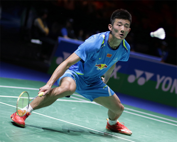 2015 has been a strong year for Chen Long.