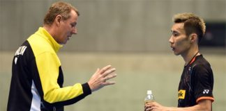 The Morten Frost to Lee Chong Wei relationship is fundamental for their ultimate success on the court.