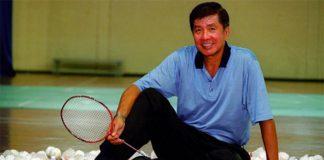 Rudy Hartono: I'd still rule badminton today if I were in my prime