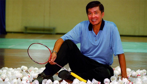 Rudy Hartono: I'd still rule badminton today if I were in my prime