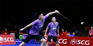 Tan Boon Heong and Koo Kien Keat still going strong at Thailand Open.(photo: Granular)