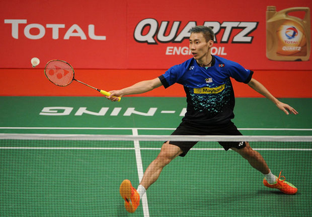 Lee Chong Wei looks to flex his muscle at Denmark and French Open.