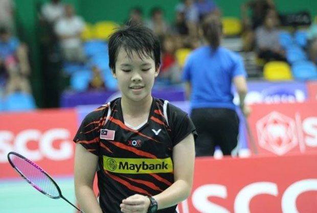 For such a small body, Goh Jin Wei has a strong badminton instinct.