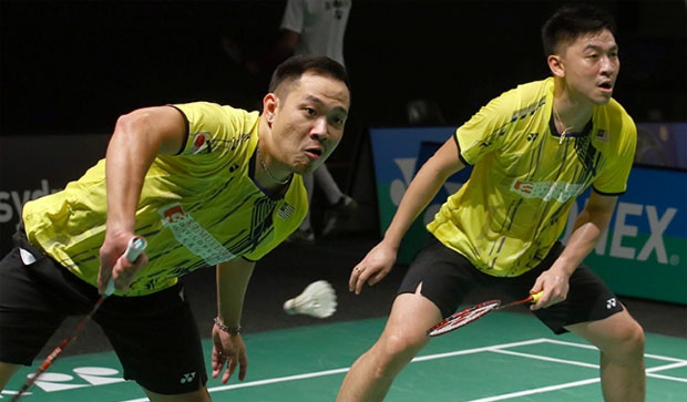 Koo Kien Keat/Tan Boon Heong have regained some upward momentum in their recent outings. (photo: BWF)