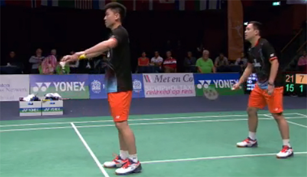 Dutch Open win is a timely boost for Koo Kien Keat/Tan Boon Heong towards Olympic qualification.