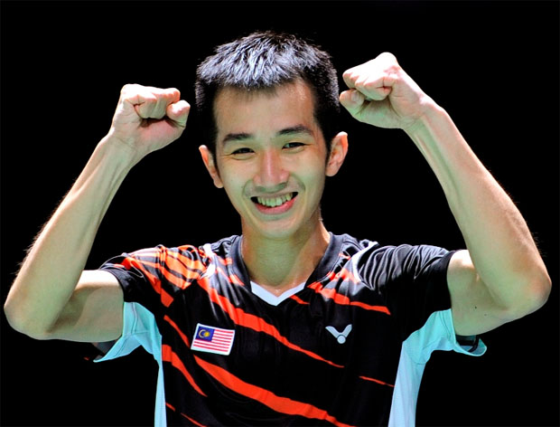 Chong Wei Feng must learn to harness his full potential under all circumstances.