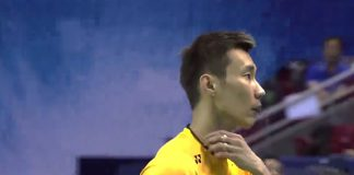 Lee Chong Wei should not underestimate Chou Tien Chen in the men's final.