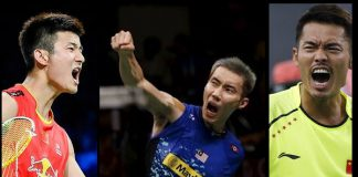 Lee Chong Wei will be tested by Chen Long and Lin Dan at Hong Kong Open.