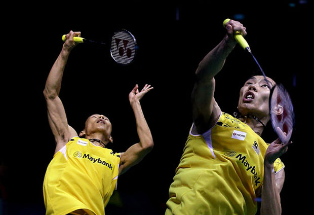 Lee Chong Wei demonstrates his continuing improvement in the BWF rankings.