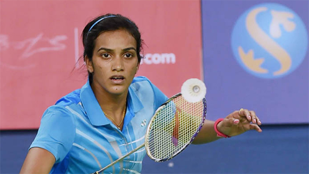 P.V Sindhu must be very tired after Macau Open.