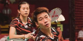 Chan Peng Soon and Goh Liu Ying are one win away from the Mexico GP title.