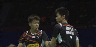 Goh V Shem & Tan Wee Kiong are on course to win the Mexico City GP title.