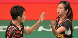 Congratulations to Chan Peng Soon & Goh Liu Ying on winning the Mexico City GP.
