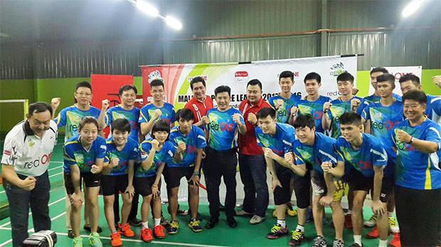 Team Serdang BC. (photo: red ONE)