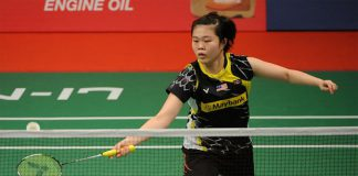 Tee Jing Yi becomes the leader of Kepong BC in the absence of Chong Wei Feng.
