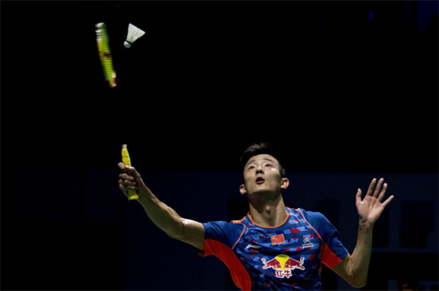 Chen Long is a very strong medal contender at the 2016 Rio Olympics.