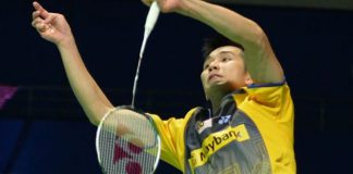 Chong Wei Feng played brilliantly for Kepong BC on Thursday.