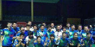Congratulations to Serdang BC for advancing to the Resorts World Genting Champions Challenge. (photo: Serdang BC)