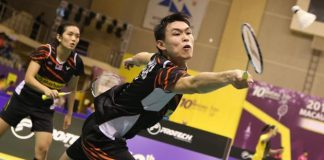 Wish Tan Kian Meng & Lai Pei Jing best of luck in the Malaysia Masters.