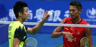 China to ensure Chen Long and Lin Dan get enough rest time prior to Rio Olympic.