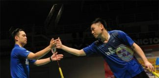 Let's go, Koo Kien Keat/Tan Boon Heong! (photo: Bernama)
