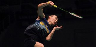 Lee Chong Wei is a great sportsman and great role model for his juniors.