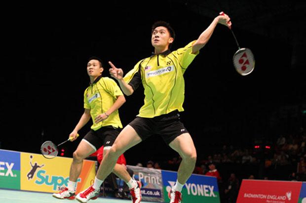 Koo Kien Keat/Tan Boon Heong to face tough opponents Kim Gi-Jung/Kim Sa-Rang on Thursday.