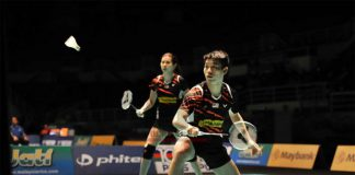 Chan Peng Soon/Goh Liu Ying will play Bodin Issara/Savitree Amitrapai in the Thailand Masters semis.