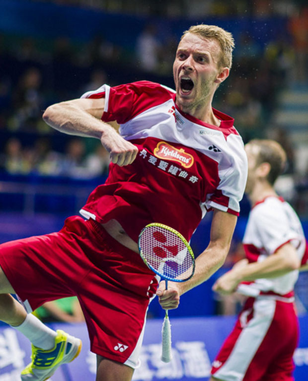 BadmintonPlanet would like to wish Carsten Mogensen a quick recovery.