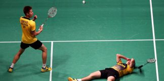 Goh V Shem/Tan Wee Kiong will gain more confidence after their tough win against Chai Biao/Hong Wei on Thursday.