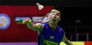 Hope Lee Chong Wei bounces back at next tournament. (photo: Getty Images)
