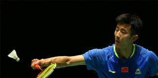 Chen Long's defeat at All England throws men's singles race wide open. (photo: GettyImages)