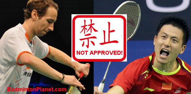 Don't understand why Chinese Badminton Association not allowing Cai Yun to partner Mathias Boe.