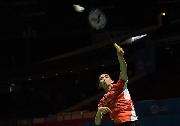 Chong Wei Feng suffers another early exit at 2016 India Open.