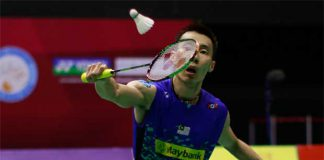 Lee Chong Wei aiming to bounce back from his All England shock at India Open. (photo: GettyImages)
