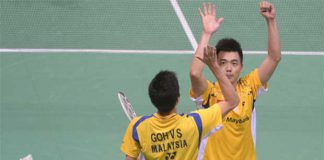 Goh V Shem/Tan Wee Kiong should mix their badminton with perfection and consistency.