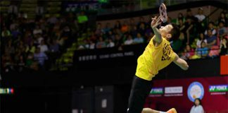 Hope to see a strong showing from a very motivated Lee Chong Wei at Malaysia Open.
