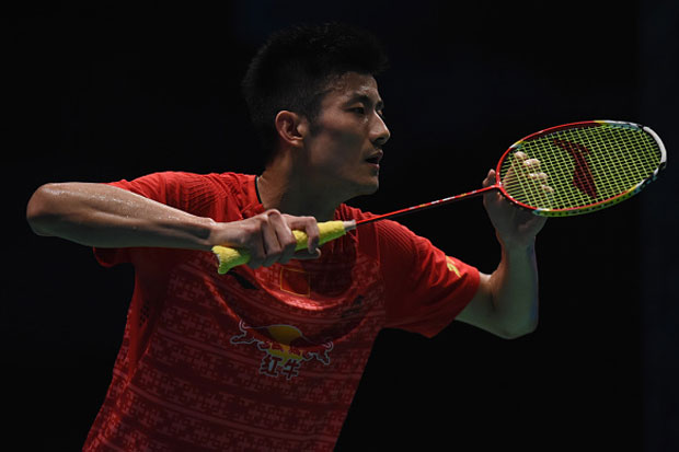 Chen Long has yet to win a championship in 2016.