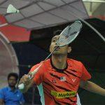 Iskandar Zulkarnain Zainuddin of Malaysia looks to maintain his momentum at China Masters. (photo: Getty Images)